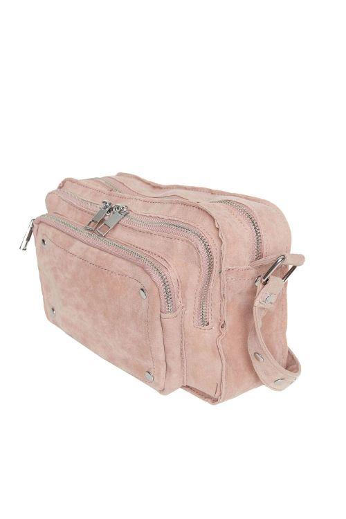 Noella Taske Cali Crossover Bag Rose Front