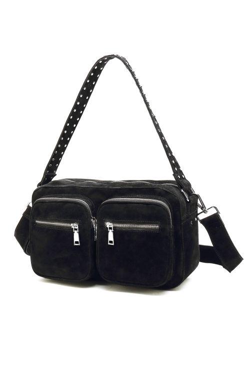 Noella Taske Celia Crossover Bag Black Front