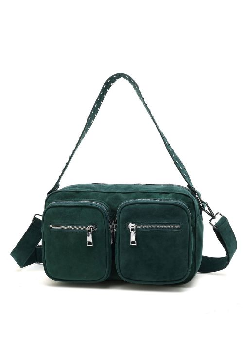 Noella Taske Celia Crossover Bag Green Front