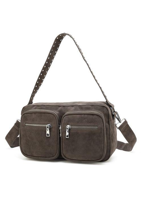 Noella Taske Celia Crossover Bag Grey Front