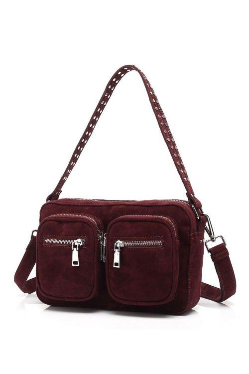 Noella Taske Celina Crossover Bag Bordeaux Front