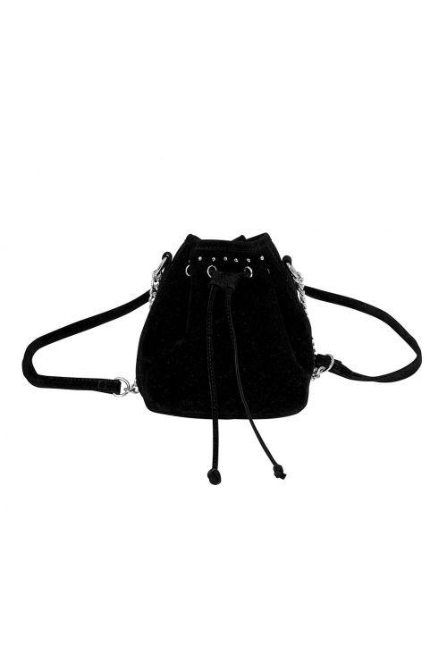 Noella Taske Silja Bag Small Black Front