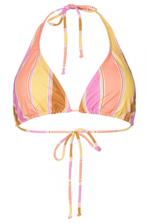 Nümph Bikini Antonia Bikini Top Lilac Chiffon Front