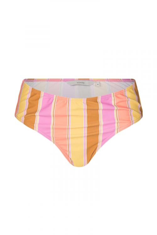 Nümph  Bikini  Ardun Bikini Bottom  Lilac Chiffon Front