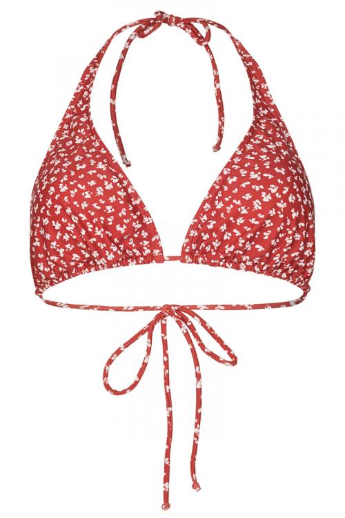 Nümph  Bikini Top  Antonia Bikini Top  Red Clay Front