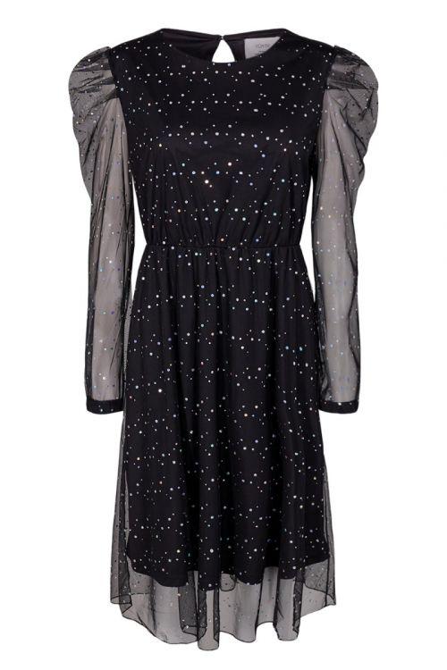 Nümph Kjole Bidelia Dress Caviar Front