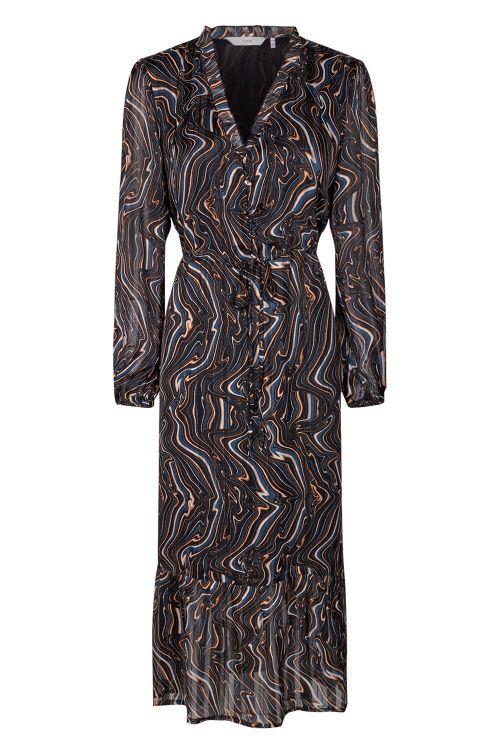 Nümph Kjole Bradly Dress Caviar Front