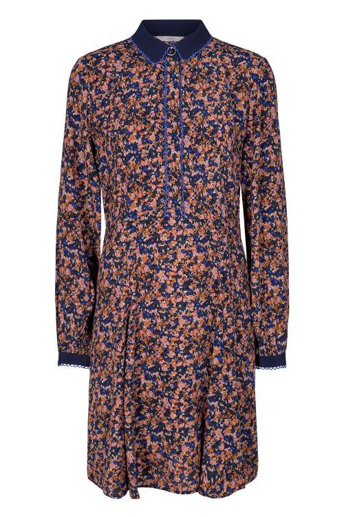 Nümph Kjole Brynna Dress Dazzling Blue Front