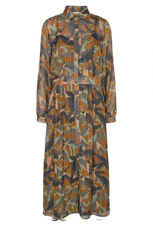 Nümph Kjole Calixta Dress Cathay Spice Front