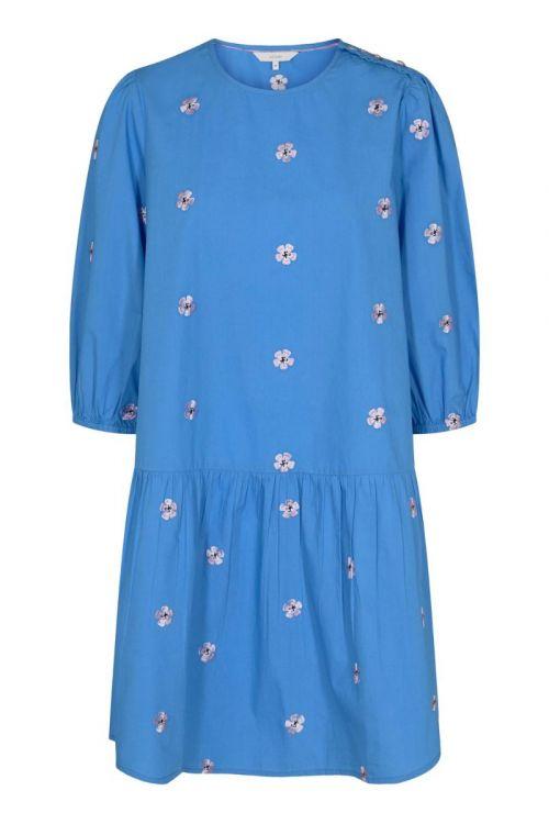 Nümph - Kjole - Cliona Dress - Ultramarine