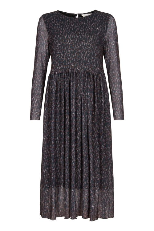 Nümph Kjole Freja Dress Caviar Front1