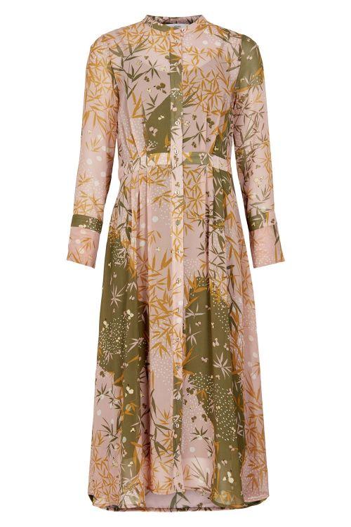 Nümph Kjole Kyndall Dress Adobe Rose Front