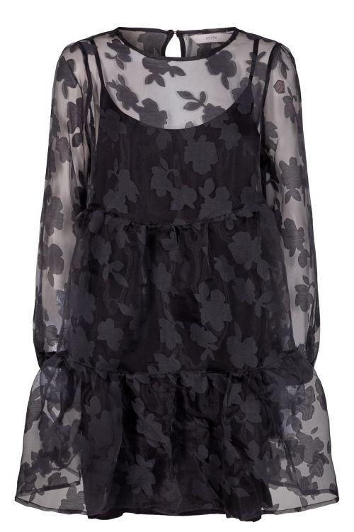 Nümph Kjole Nabra Dress Black Front