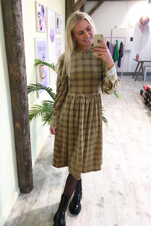 Nümph Kjole Nuaja Dress Plantation Hover