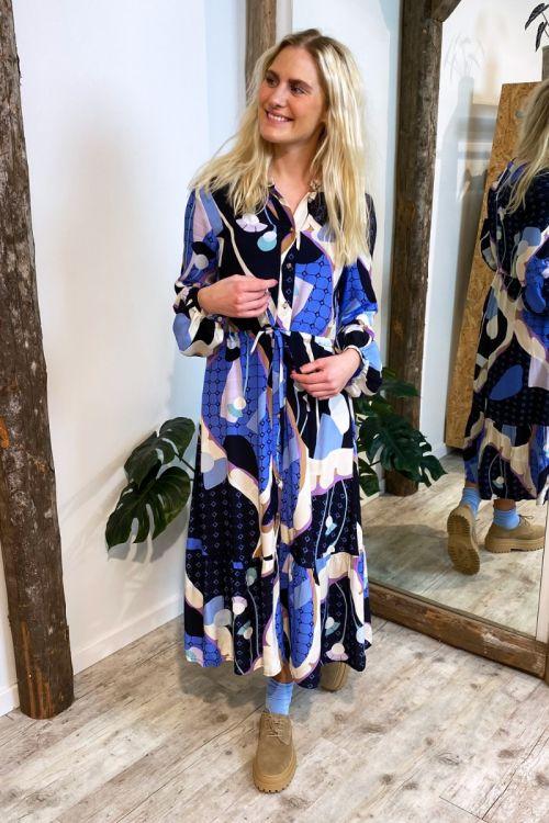 Nümph Kjole Nucasey Dress Dark Sapphire Hover