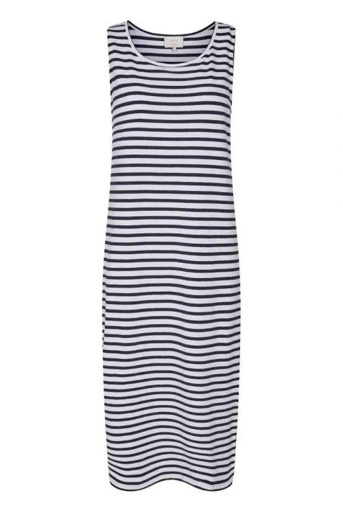 Nümph - Kjole - Nudaia Dress - Dark Sapphire