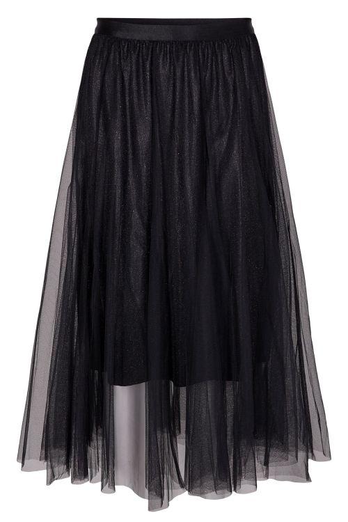 Nümph NederdelBerezi Skirt Caviar Front