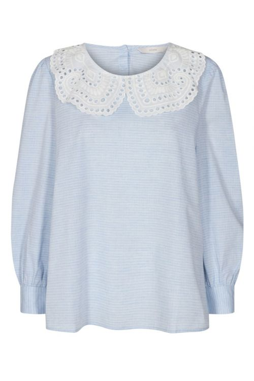 Nümph - Skjorte - Nucelie Shirt - Airy Blue