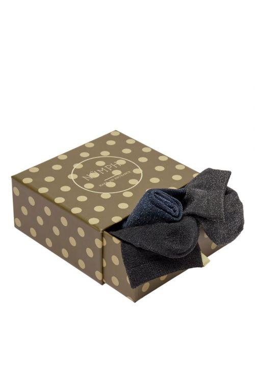 Nümph - Strømper - Kingcity 3-Pack Basic Socks - Blue/Black/Grey