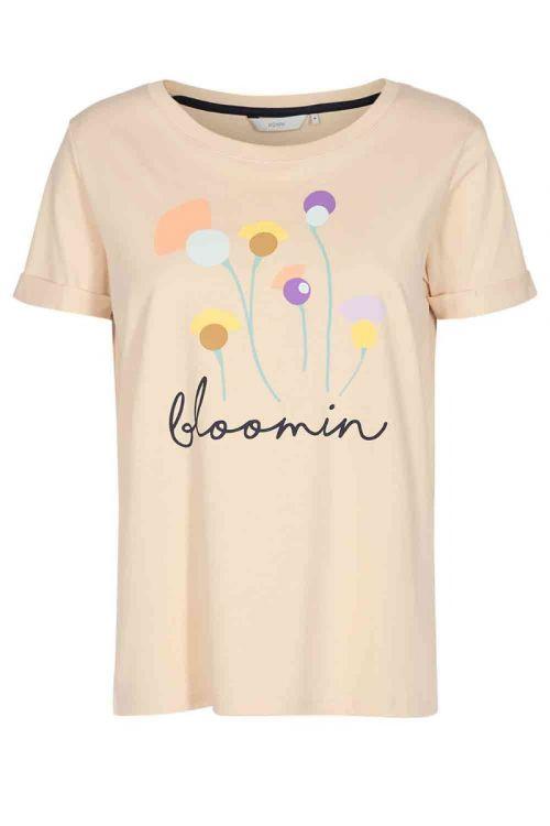 Nümph - T-shirt - Nucizzy T-Shirt - Brazillian Sand