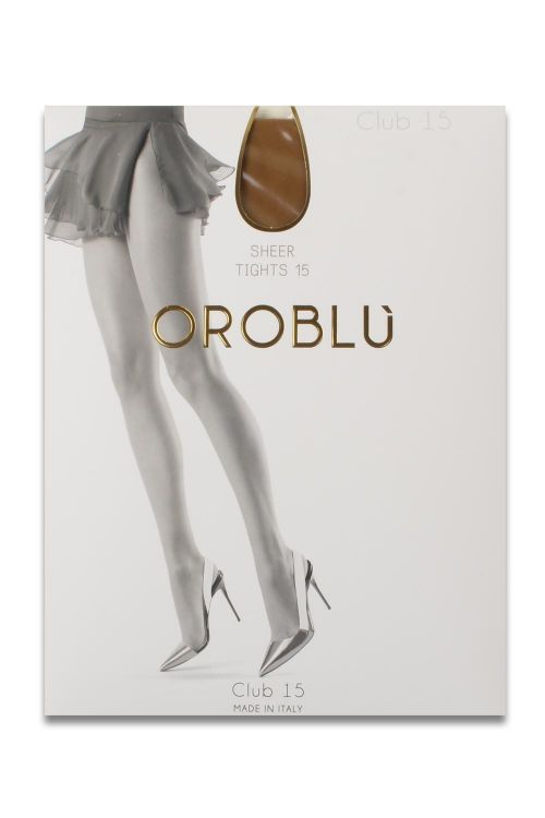 Oroblu - Strømpebukser - Club 15