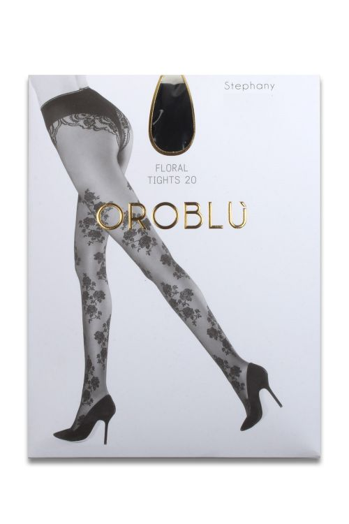 Oroblu - Strømper - Stephany - Black