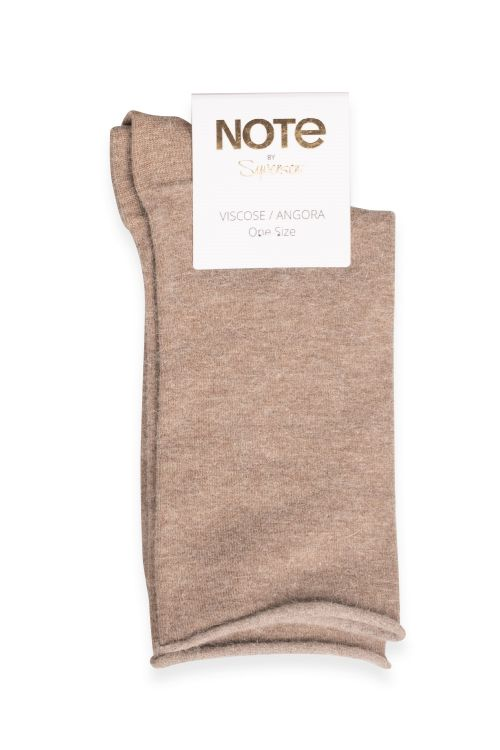 Oroblu Strømper Note Woman Viscose Angora Brown