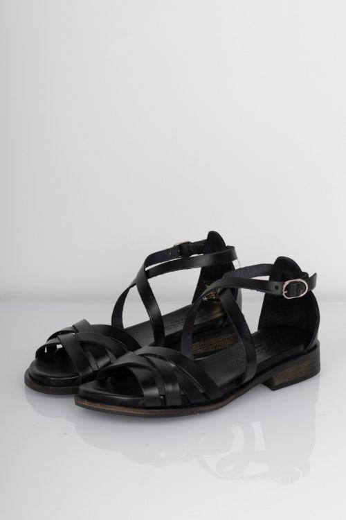 Pavement - Sandal - Cala - Black