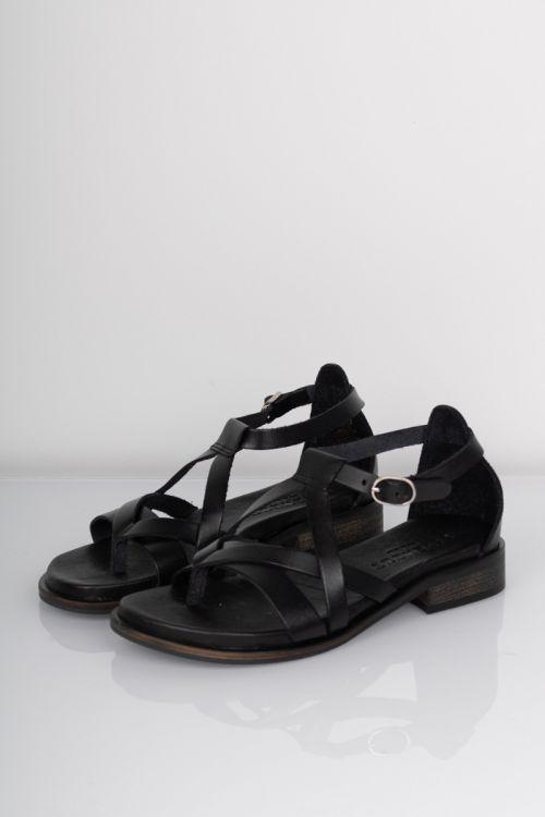 Pavement - Sandal - Githa - Black