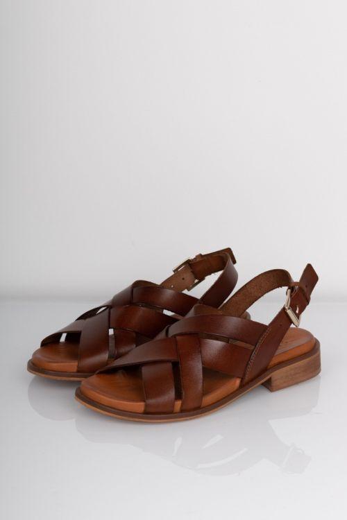 Pavement - Sandal - Scarlett - Tan