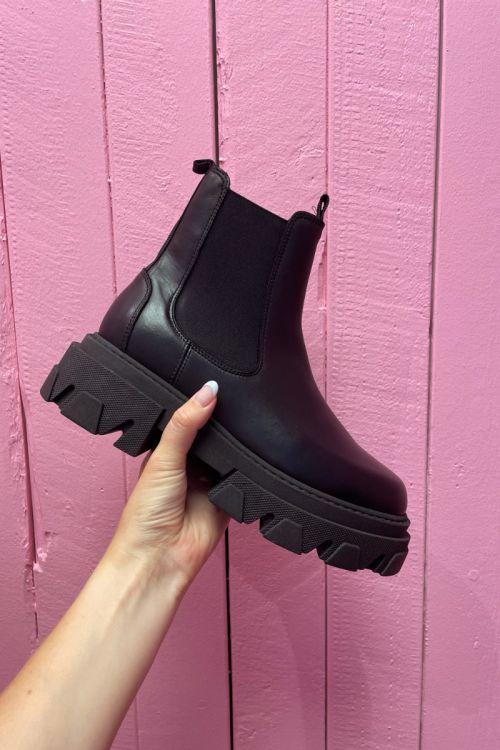 Pavement - Støvler - Lira - Black