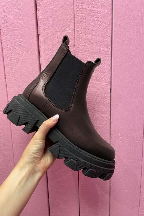 Pavement - Støvler - Lira - Brown