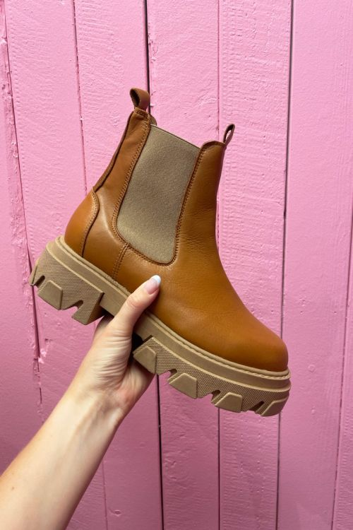 Pavement - Støvler - Lira - Tan