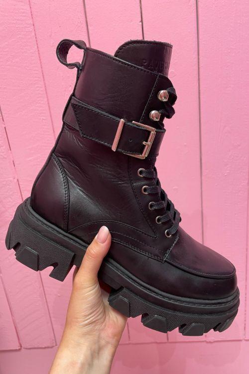 Pavement Støvler  Milana  Black 020 Front