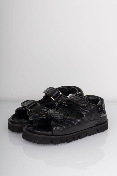 Phenumb - Sandal - Nova - Black/Black