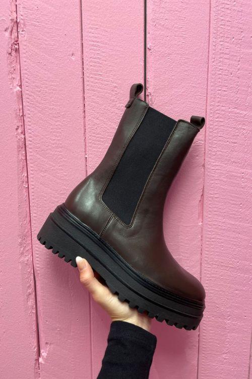 Phenumb - Støvler - Catalina - Brown Dark