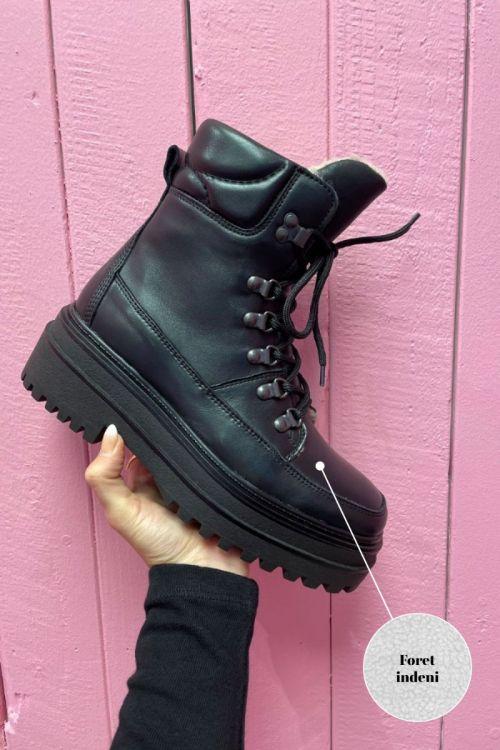 Phenumb - Støvler - Harper - Warm Black