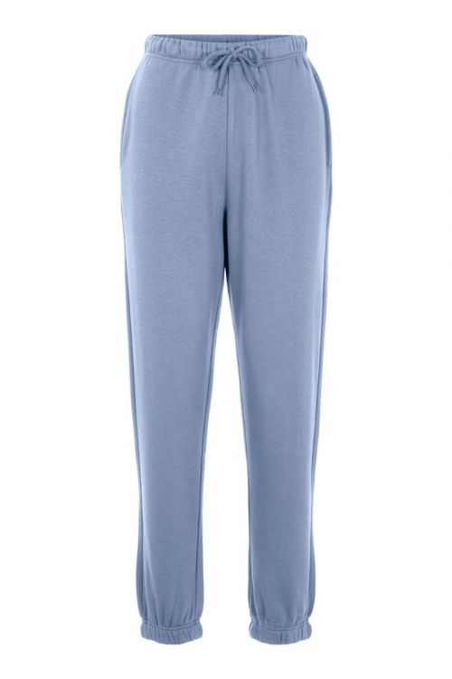 Pieces Bukser PC Chilli Sweat Pants Kentucky Blue Front
