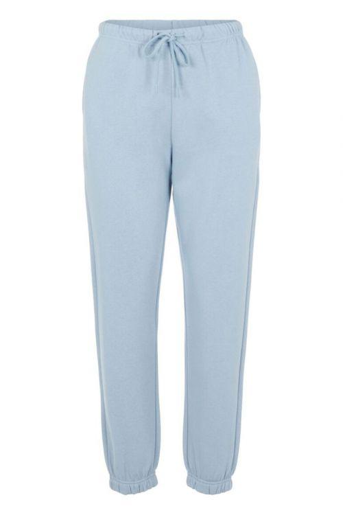 Pieces - Bukser - Chilli HW Sweat Pants - Blue Fog