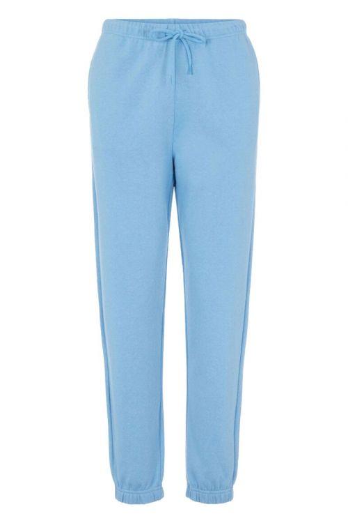 Pieces Bukser PC Chilli HW Sweat Pants Little Boy Blue Front