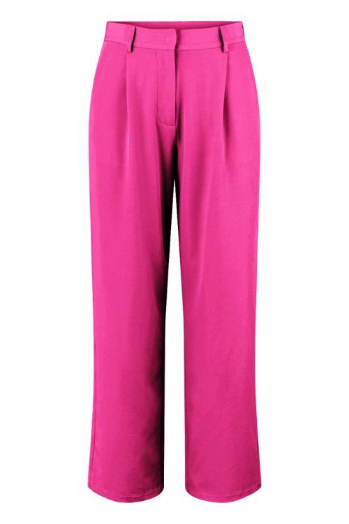 Pieces - Bukser - Size HW Pants - Fruit Dove (Levering i november)