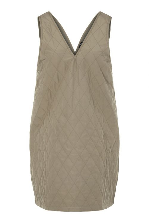 Pieces - Kjole - PC Emmy SL Dress - Deep Lichen Green