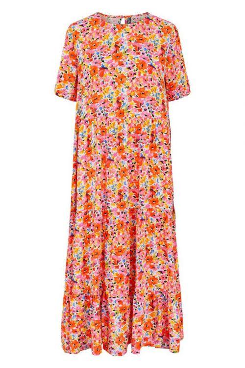 Pieces - Kjole - Frederikke SS Midi Dress - BC Banana
