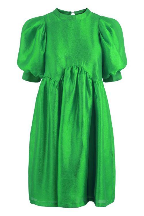 Pieces - Kjole - Mia Dress - Classic Green (Start november)