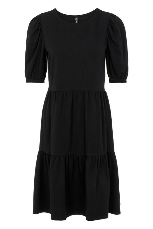 Pieces - Kjole - Terese SS Dress - Black