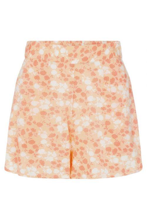 Pieces Shorts PC NYA HW SHORTS BF BC Apricot Cream Front