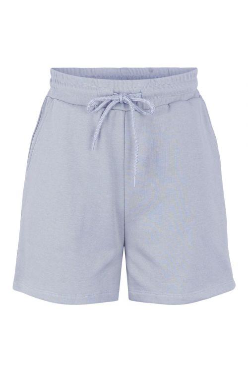 Pieces - Shorts - PC Chilli Summer HW Shorts - Blue Fog