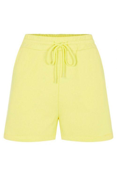 Pieces - Shorts - PC Chilli Summer HW Shorts - Celandine