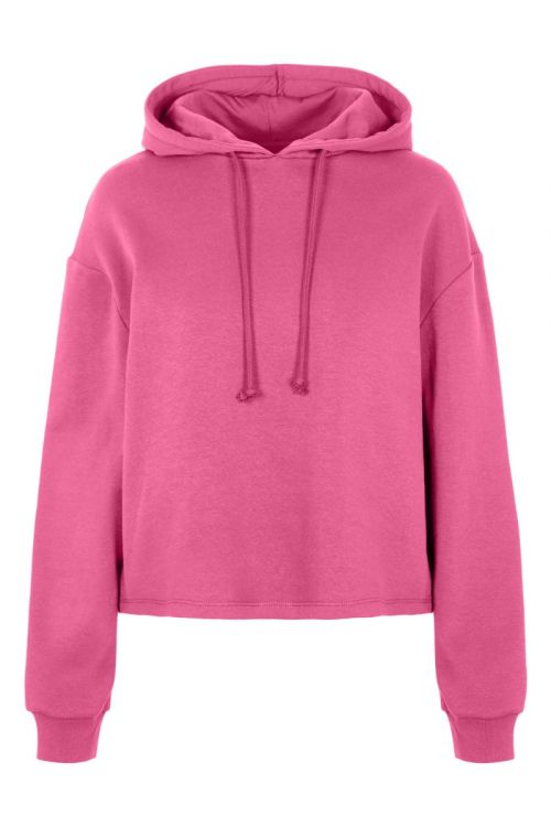 Pieces - Sweat - PC Chilli LS Hoodie - Azalea Pink