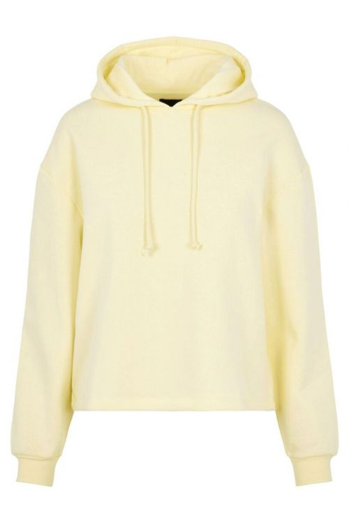 Pieces Sweat Chilli LS Hoodie Almond Oil Front